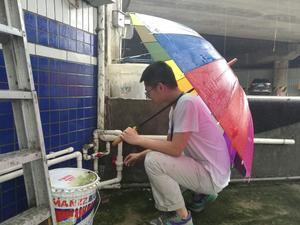 勘察用水管网