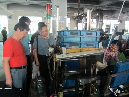 亿星2014年8月30日广州清洁生产实地评估专家验收.JPG